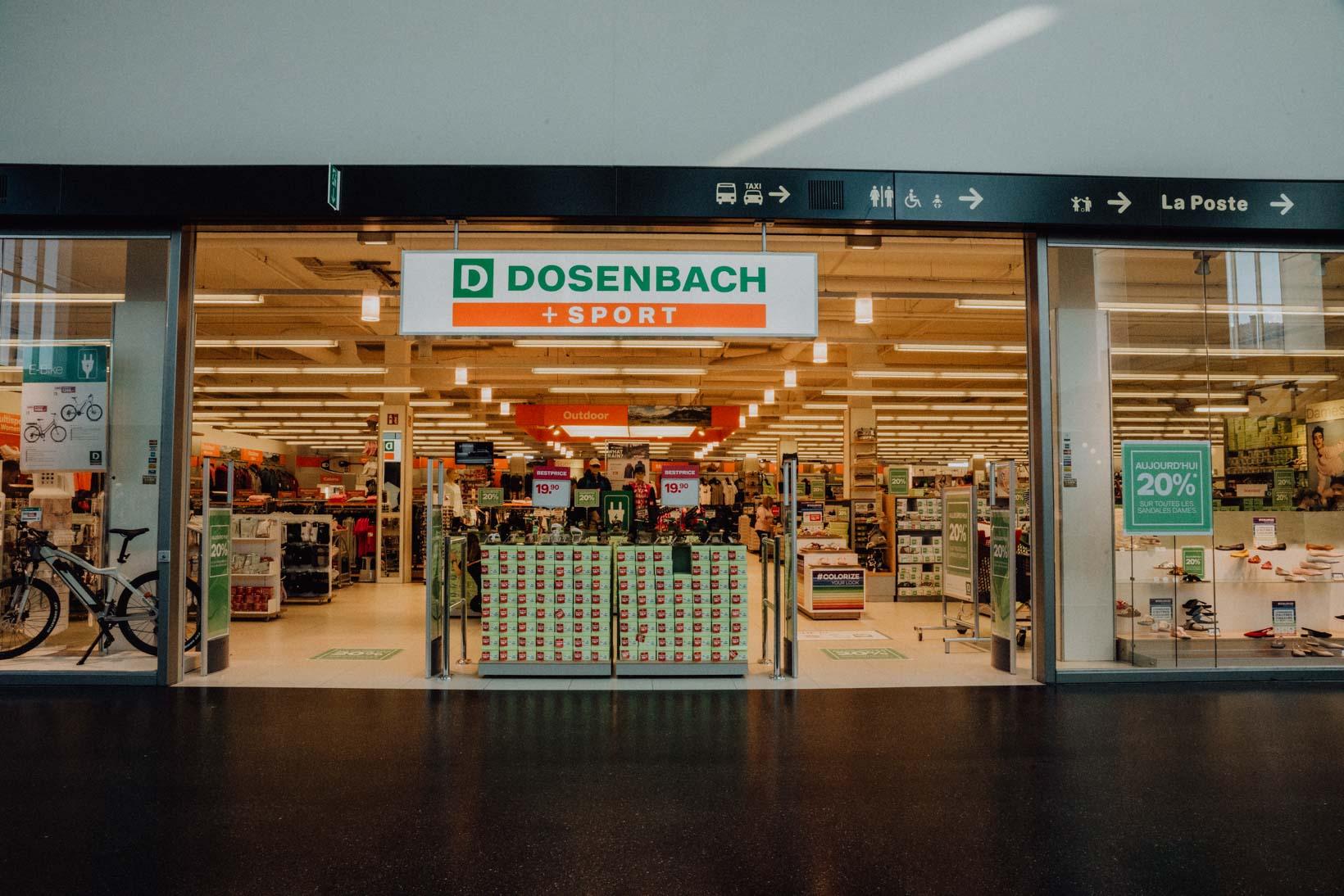 Dosenbach + Sports