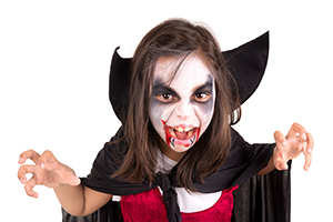 Halloween fille
