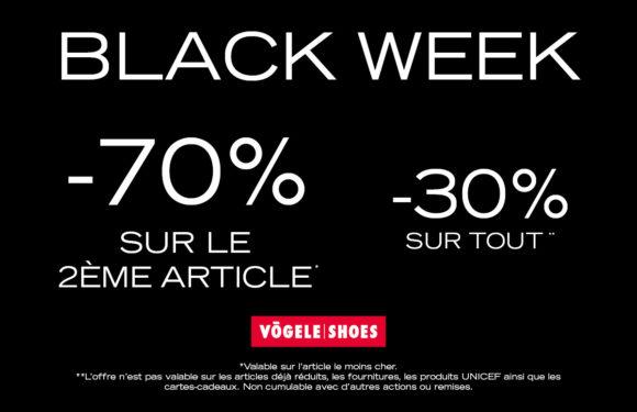 Vögele Shoes – Black Friday