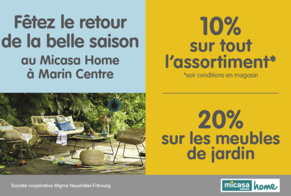 Micasa Home – C'est le printemps