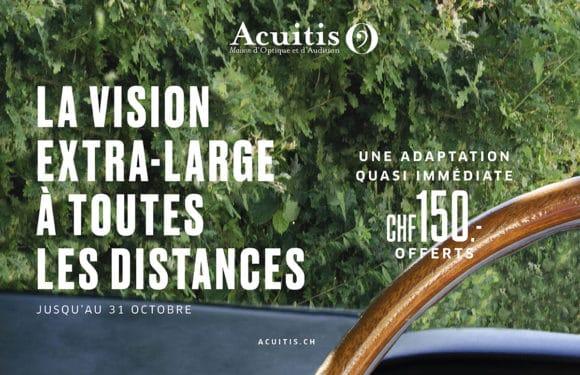 Acuitis – Adaptation