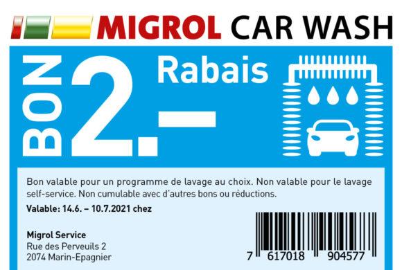 Migrol – Soldes