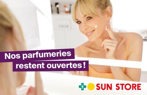 Sun Store – Toujours ouvertes
