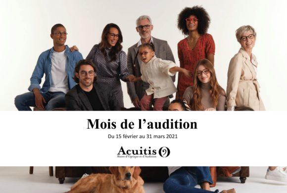 Acuitis – Mois de l'audition
