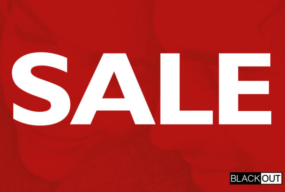 Blackout – Sale