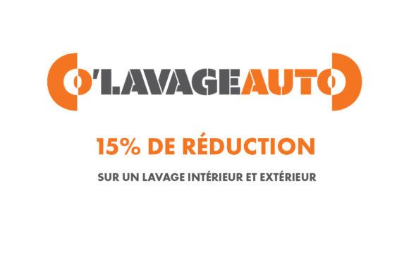 O'Lavage Auto – Soldes