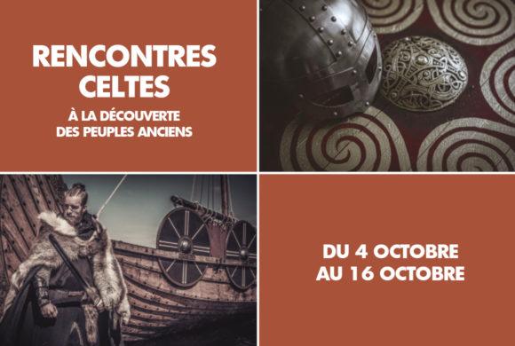 Rencontres Celtes – À la découverte des peuples anciens